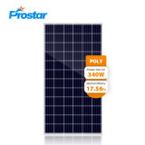 Prostar 340W Poly Solar Module 340 Wp Manufacturers in China PV Polycrystalline 72 Cells Solar Module Price List for Home System