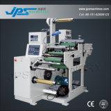 Jps-320c-Tr Automatic Blank Label Printing Paper Rotary Die Cutting & Slitting Rewinding Machine/ Auto Film Sticker Roll Die Cutter Slitter Rewinder