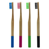 Eco Friendly Natural Bamboo Adult Toothbrush Dental Cleaning Toothbrush