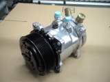 Auto Air Conditioning Car Bus 12V Automobile Compressor (507 2A)