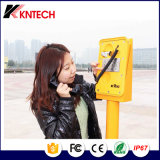 Digital IP Network Intercom System Knsp-11 with Handset Lightning Protection