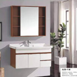 New Style MDF Bathroom Vanity with Painting Door