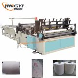 China New Design Toilet Paper Roll Making Machine with High Speed
