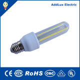 6W E14 Ce RoHS COB 2u LED Energy Saving Lights