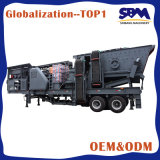 China Mobile Crusher, Crawler Mobile Crusher