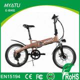 Hot Selling 20'' Mini Kids Folding Electric Foldable E Bike