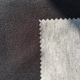 Polyester Spandex Pongee with Polar Fleece Bonded