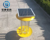 Kingsolar Yingli Solar Agriculture Solartrap Light for Garage Porch Yard Patio with TUV/Cec/IEC/Ce EVA in Us Market