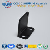 Black Anodizing Aluminum Part for Electronics with CNC Machining