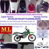 Motorcycle Parts for Zongshen Dirt Bike