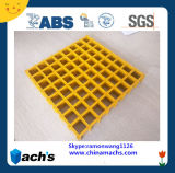 Best Selling FRP/Fiberglass Grating with Concave Top 38*38*H38