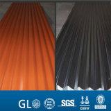 0.7 mm Thick Gauge Corrugated Aluminum Zinc Roofing Sheet Sierra Leone