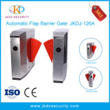 Stainless Steel Automatic Flap Barrier Gate Turnstile with Access Control