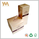 Best Price Good Quality Paper Cosmetic Box for Skincare Products