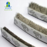 Self Adhesive Wool Pile Weather Strip for Door and Window