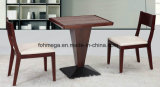 Australia Design Solid Wood Coffee Shop Furniture Table Sets
