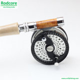 Machine Cut Classic Fly Fishing Reel