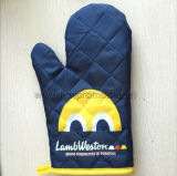Custom Logo Printing Promotion Gift Oven Glove