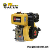 High Quality 1-Cylinder 4-Stroke Air-Cooled Diesel Engine Competitive Price 186fa Diesel Engine