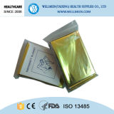 Disposable First Aid Device Emergency Blanket