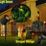 Unique Design Waterproof Laser Christmas Light Outdoors Star Projector