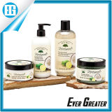 a Set of Toiletries and Skin Care Products Bottle Label