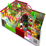 Indoor Soft Playground Equipment on Stock