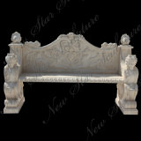 Garden Carving Stone Sculpture Granite Chair