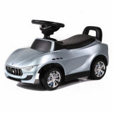 Mini Toy Car Driven by Foot Can Be with Push Bar