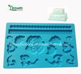 Cake Decoration Tools Fondant and Gum Paste Siliocne Mold