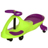 Popular Baby Swing Car with Colorful Design for Kids to Ride on