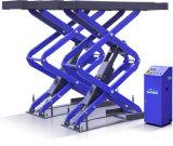 Install Under Ground Scissor Car Lift Auto Hoist Elevator Car Jack