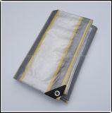 Stripe Fabric Tarpaulin for Wholesale