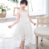 Kids Wear. Girl Clothes. Children Clothes. Summer Girl's New Princess Dress, Polyester Fiber, High Quality Wedding Dress Dress.