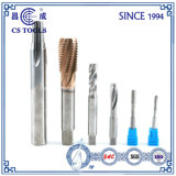 Coated Tisin Solid Carbide Screw Tap for Processed Internal Thread