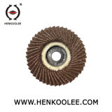 180mm Abrasive Diamond Tools Flap Disc Zinc Oxide Disc