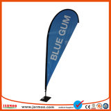 Outdoor Advertising Beach Flag, Feather Flag, Teardrop Flag, Advertising Flags and Bannears