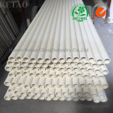 Thermal&Wear Resistance Industries Ceramic Tube with High Strength