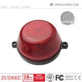 Security Red Flashing Strobe Light