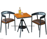 American Style Bar Furniture Metal Bar Chair Bar Table Popular Coffee Shop Furniture Outdoor Bar Furniture