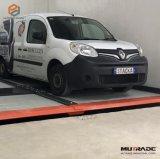 Car Storage Lift Robotic Park Management Underground Automated Parking Equipment