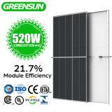 Cheapest Price Half Cut Module 500W 510W 520W Monocrystalline Solar Panel Cost
