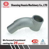 Precision Casting SS304 Pipe Fitting Parts