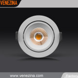 LED COB Adjustable Spotlight Commercial Price Luxury Ceiling Spot Light 6W 10W Bulb Lamp Indoor Lighting Downlight