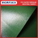 PVC Coated Polyester Fabric Tarpaulin Material