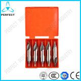 Bright Finished HSS Center Drill Bit Set