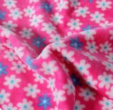 Flat Wire Double Sided Flannel Printing Jacquard Fleece