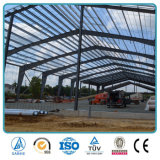 Peb Prefabricated Wide Span Metal Construction Fast Assembling Steel Structure with H Beam