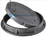 Sealed Manhole Covers with Lock (D400-DIA 600MM)
