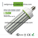 150W LED Corn Light Waterproof Dust-Proof PF>0.9 CRI>80 with Long Lifespan and Good Heat Dissipation